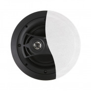 JAMO 2-Way In-Ceiling Speaker with Flat Grille - I/O8.52DVCA2FG