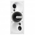 JAMO 60W 3-Way Surround In-Wall Speaker White Paintable - IW606SUR-FG
