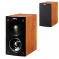 JAMO 2-Way Bassreflex Compact Speakers Dark Apple (Pair) - S602DA