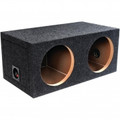 ATREND 15-Inch B Box Series Dual Sealed Bass Boxes - E15D