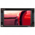 DUAL Dual Double-DIN DVD Multimedia Receiver with 6.2-Inch Touch Screen USB and SD Reader - XDVD1262