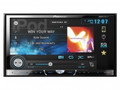PIONEER 2-DIN Multimedia DVD Receiver with 7in WVGA Touchscreen Display MIXTRAX Bluetooth and AppRadio Mode for iPhone - AVH-X4500BT