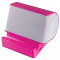 CRAIG Portable Stereo Speaker with Built-in Stand - Pink - CMA3546PK