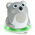 GOGROOVE Groove Pal Jr. Koala Portable Media Speaker with Glowing LED Base - GG-PAL-JRKOALA