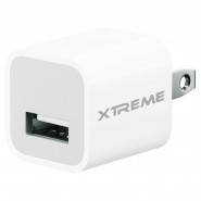 XTREME 1000mAh 110220V USB Home Charger White - 82621