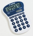 CANON LS-QT 8-Digit Handheld Calculator Solar and Battery Power - 8941A001
