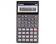 CANON F-502II 10+2 Digit Scientific Calculator with Total140 Functions - 3177B001