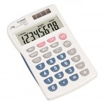 CANON LS-330H Handheld Calculator with 8 Digits Display - 8942A001