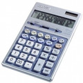 SHARP 12-Digit Semi-Desktop Calculator - EL-381B