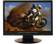 "AOC 24"" widescreen Full HD LCD TV with Analog NTSC, Digital ATSC and Clear-QAM Tuner - AOCL24H898RB"