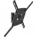 BARKAN 2 Movement - Swivel & Tilt Wall Mount Fits LED LCD Plasmas up to 56-Inches - E320