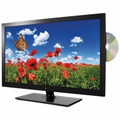 GPX 24 Inch LED HDTV with Built-in DVD Player - TDE2482B