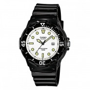 CASIO Classic 3-Hand Analog 100M Water Resistant Ladies Watch - LRW-200H-7E1