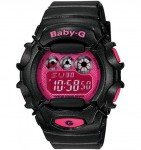 CASIO BG1006SA Baby-G 100M Water Resistant, World Time, 4 Daily Alarms - BG1006SA-1