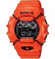 CASIO BG1006SA Baby-G 100M Water Resistant World Time - BG1006SA-4B