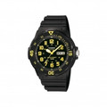 CASIO Classic 100-Meter Water Resistant Diver-look Watch - MRW-200H-9B