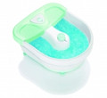 CONAIR Foot Bath with Heat, Bubbles & 3 Attachments - FB27R