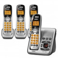 UNIDEN 4-Handset Cordless Phone with Answering System and Caller ID - D1484-4