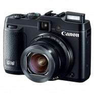 CANON PowerShot G16 12.1 Megapixel Digital Camera with 5x Zoom and 3.0-Inch LCD - 8406B001