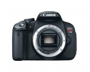CANON EOS Rebel T4i 18 Megapixel 3.0-inch Vari-angle Touch Screen LCD Digital SLR Body - 6558B001