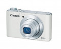 "CANON PowerShot S110 12.1 Megapixel 5x 24mm Wide-angle Zoom FullHD 1080p Video 3.0"" Touchscreen - White - 6799B001"