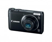 CANON PowerShot A2200 14.1 Megapixel 4x Wide-Angle Optical Zoom 2.7-inch LCD BLACK - 5038B001