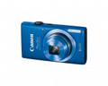 CANON PowerShot ELPH 115 IS 16 Megapixel 8x Wide Optical Zoom 2.7-Inch LCD, Blue - 8605B001