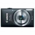 CANON PowerShot ELPH 115 IS 16 Megapixel 8x Wide Optical Zoom 2.7IN LCD, Black - 8599B001