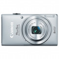 CANON PowerShot ELPH 115 IS 16 Megapixel 8x Wide Optical Zoom 2.7IN LCD Silver - 8602B001