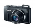 CANON PowerShot SX280 HS 12.1 Megapixel 20x Wide-Angle Optical Zoom 3.0-inch LCD 1080p Full HD Video Built-in Wi-Fi Black - 8224B001