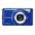 "FUJIFILM FinePix T350 14 Megapixel 10x Optical Zoom HD Movie Mode 3"" LCD - Blue - FUJT350BLU"