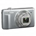 OLYMPUS Stylus VR-370 16MP 12.5x Wide Zoom 3.0IN HR LCD Digital Camera - Silver - V105110SU000