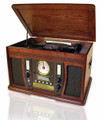 The Aviator 5 in 1 Wooden Music Center - ITVS-750
