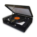 Portable Turntable with Built-in Speaker - JEN-JTA-420