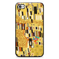 Klimt, Chic Hardshell iPhone 4 Case Yell - JV-iCC759YEL