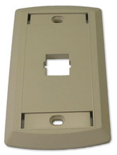 Suttle Single Outlet Face - Ivory - SE-STAR500S1-52