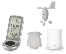Professional Wireless Weather Station - OR-WMR100N