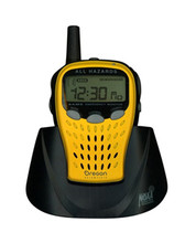 Weather Radio and Emergency Monitor - OR-WR601N