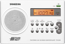 Emergency Weather Hazard Radio - SAN-PR-D9W