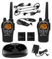 50 CHL./ 30 MILE TWO WAY RADIO - MID-GXT1000VP4