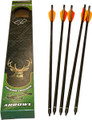 "5 pack 20"" Headhunter Arrows w/ Field Pt - BAR-16075"