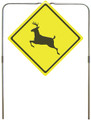 Impact Seal Deer Crossing Hanging Target - DO-ISD01