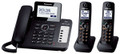 Corded/Cordless, 2 HS, Talking CID, ITAD - KX-TG6672B