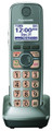Dect 6.0+ Accessory Handset in Silver - KX-TGA470S