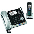2-line Corded/Cordless with ITAD - ATT-TL86109