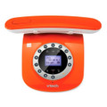 Vtech Retro Phone - ORANGE - VT-LS6195-13