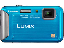 Panasonic DMC-TS20 Camera in Blue - DMC-TS20A