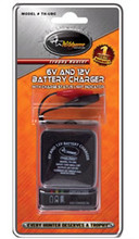 6/12 Volt Universal Battery Charger - WGI-TH-UBC