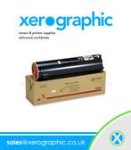 Xerox Phaser 7750 Color Laser Printer Genuine Black Toner Cartridge 106R00652 106R652