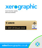 2778B003[AA] C-EXV 29 DU Canon Genuine Black Drum Unit Cartridge - 2778B003[AA] ImageRUNNER ADVANCE C5030, C5035, C5235, C5240